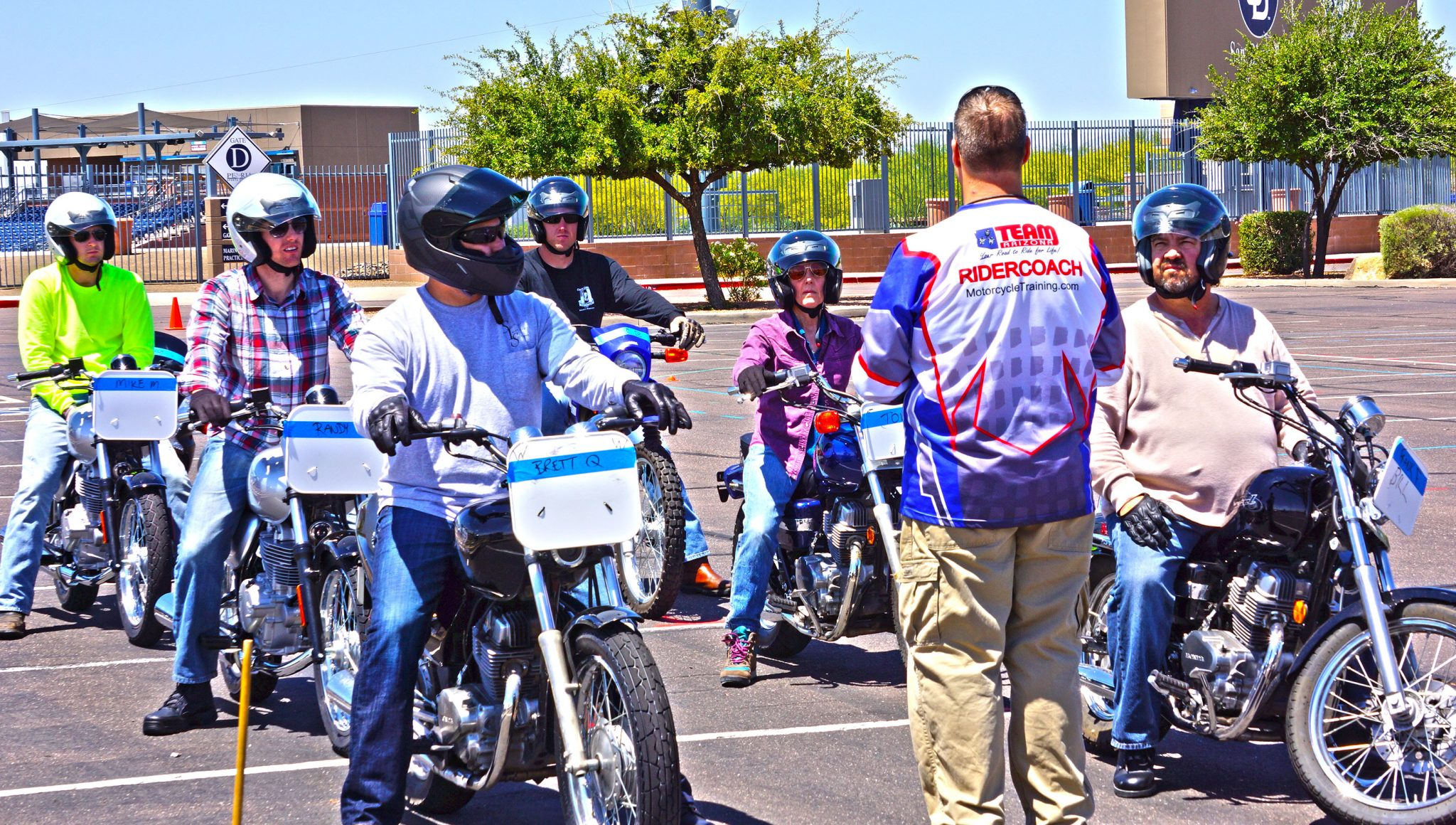 Motorcycle Training in Peoria at GO AZ Motorcycles West ...