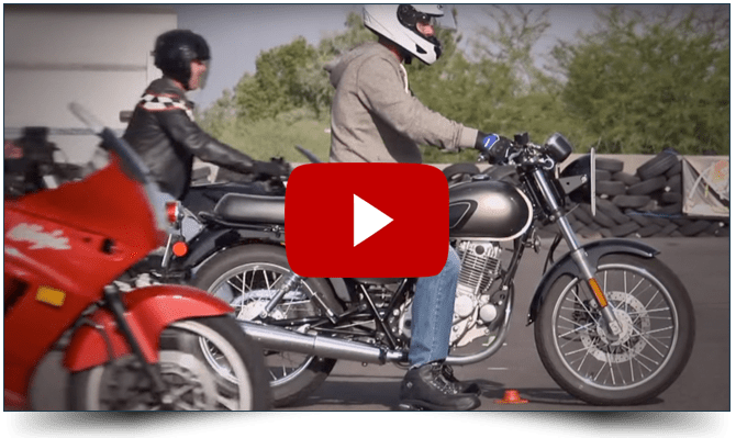 Introduction to Motorcycling Video