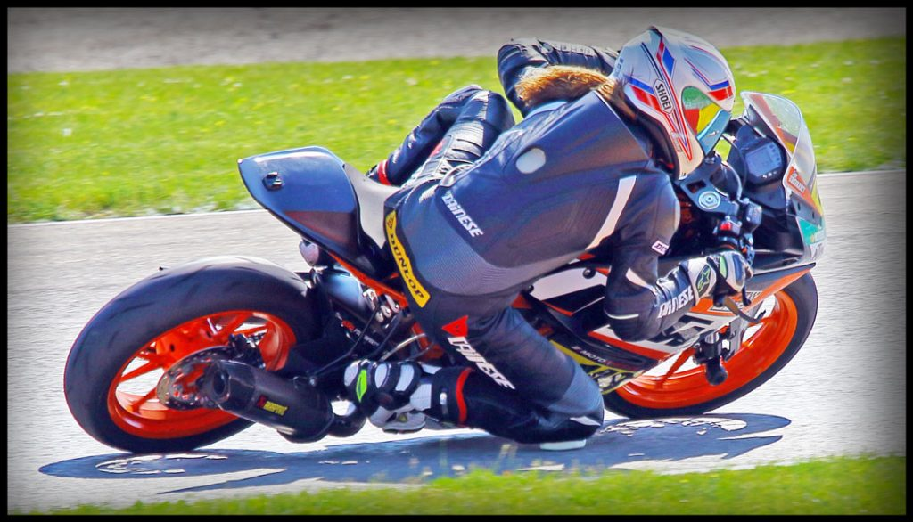 Sean Ungvarsky Knee Dragging