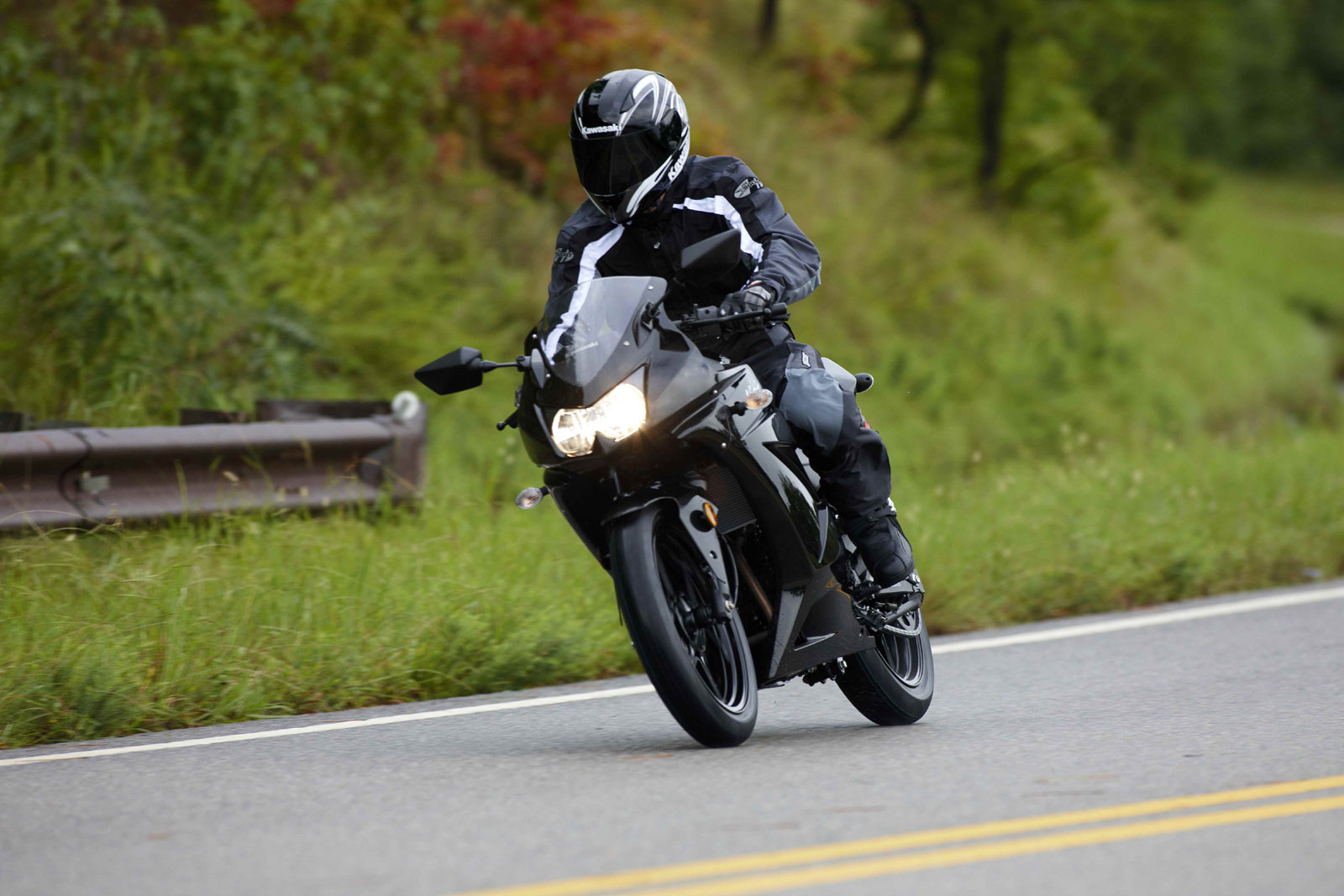 2009-kawasaki-ninja-250r-motorcycle | TEAM Arizona Motorcycle ...