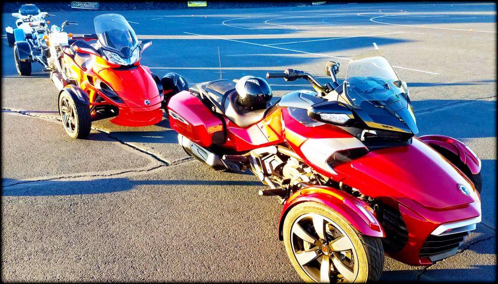 how do you get a three wheel (trike) license? | team arizona