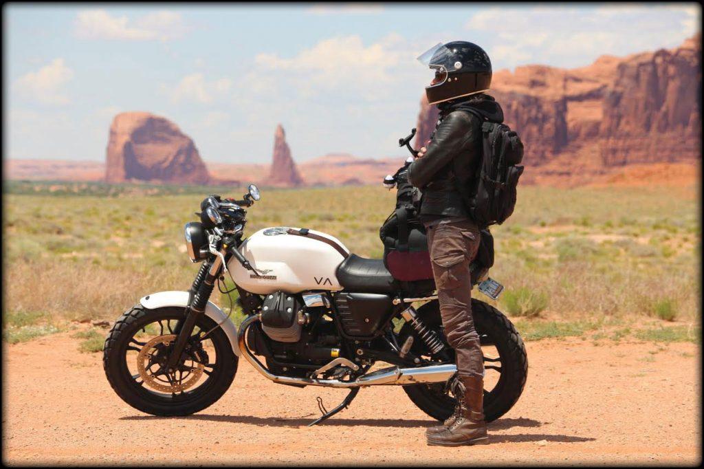 Tina Stiff Rider of the Month