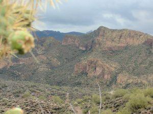 Box Canyon Arizona
