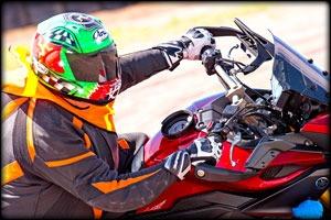 Bill Seltzer Yamaha FJ-09