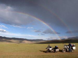 Double Rainbow for Elliot Mogerman