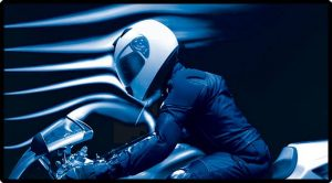 motorcycle helmet aerodynamics