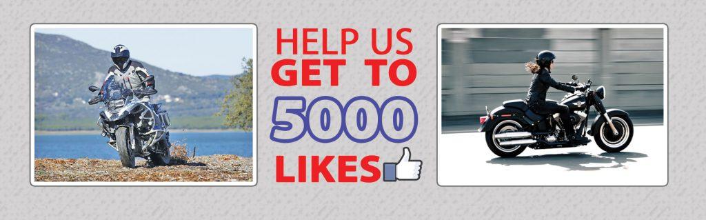 5,000 Facebook Likes for TEAM Arizona