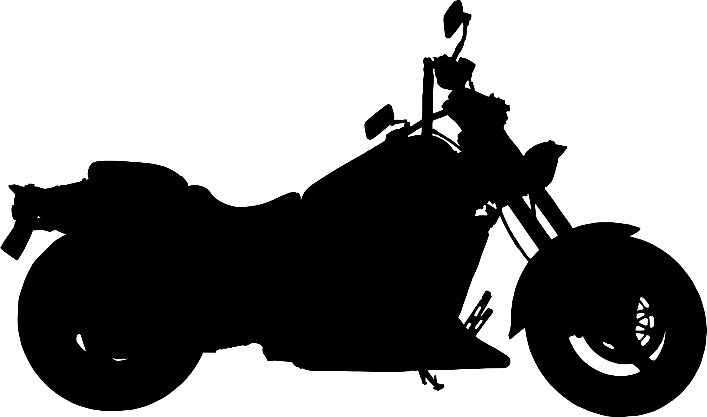 Heavy-Duty-Motorcycle-Silhouette